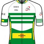 Reglement Volta Ciclista a Catalunya 2019 - Weiß-grünes Trikot (Gesamtwertung)