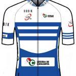Reglement Volta Ciclista a Catalunya 2019 - Weiß-blaues Trikot (Punktewertung)