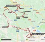 Streckenverlauf Itzulia Basque Country 2019 - Etappe 4