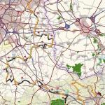Streckenverlauf Paris - Roubaix Juniors 2019
