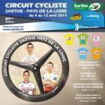 Circuit Sarthe: Coquard dominiert den Sprint auf Etappe 2 und nimmt Van der Poel die Führung ab