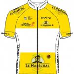 Reglement Tour de Romandie 2019 - Gelbes Trikot (Gesamtwertung)