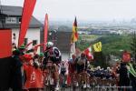 Das Rennen Eschborn-Frankfurt am Mammolshainer Berg (Foto von 2018)
