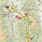Streckenverlauf Critérium du Dauphiné 2019 - Etappe 3