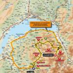 Streckenverlauf Critérium du Dauphiné 2019 - Etappe 8