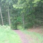letzte Trails in Dänemark