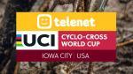 Eli Iserbyt feiert in Iowa City seinen großen Durchbruch im Elite-Weltcup der Radcrosser