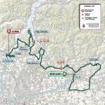 Streckenverlauf Il Lombardia 2019