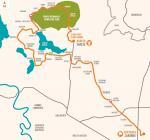 Streckenverlauf Tre Valli Varesine 2019