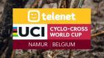 Lucinda Brand gewinnt die Rutschpartie beim Radcross-Weltcup in Namur
