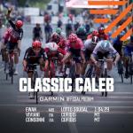 Caleb Ewan gewinnt den Sprint beim Schwalbe Classic (Foto: twitter.com/tourdownunder)
