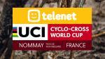 Radcross-Weltcup Männer U23: Kevin Kuhn Zweiter beim Sieg von Ryan Kamp in Nommay