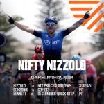 Giacaomo Nizzolo gewinnt den Sprint auf der vorletzten Etappe der Tour Down Under (Foto: twitter.com/tourdownunder)