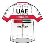 UAE Emirates ist die erste Mannschaft mit 10 Siegen im Jahr 2020