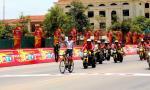 Ausreißer Vo Thanh An verhindert zweiten Sieg von Nguyen Tan Hoai beim HTV Cup (Foto: facebook.com/htvthethao)