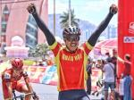 Loïc Desriac sorgt am Phoenix Pass für Aufsehen, aber Nguyen Tan Hoai bleibt weiter HTV-Cup-Leader (Foto: facebook.com/htvthethao)