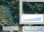 Höhenprofil und Streckenverlauf Nationale Meisterschaften Slowenien 2020 - Straßenrennen