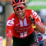 Michael Matthews (Foto: twitter.com/Cyclingnewsfeed)