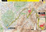Streckenverlauf Tour de France 2020 - Etappe 17