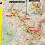 Streckenverlauf Tour de France 2020 - Etappe 18
