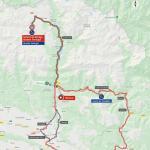 Streckenänderung: neuer Streckenverlauf Vuelta a España 2020 - Etappe 6