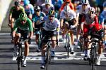 Der mehrmalige Giro- und Vuelta-Etappensieger Sam Bennett ist erstmals bei der Tour de France erfolgreich (Foto: twitter.com/deceuninck_qst)