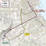Streckenverlauf Giro d'Italia 2020 - Etappe 1