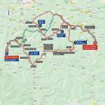 Streckenverlauf Vuelta a España 2020 - Etappe 12