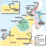 Streckenverlauf UAE Tour 2021