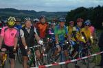 Start zum Radmarathon Alp-Extrem
