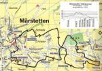 6 Stunden Mountainbike Americaine - Streckenplan