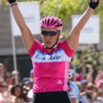 Ina-Yoko Teutenberg attackierte und triumphierte. (Foto: t-mobile-team.com)
