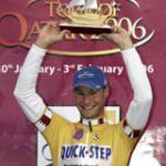 Tom Boonen gewinnt Quatar Rundfahrt