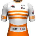 Reglement Volta Ciclista a Catalunya 2021 - Weiß-oranges Trikot (Nachwuchswertung)