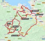Streckenverlauf Itzulia Basque Country 2021 - Etappe 2