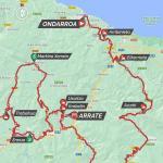 Streckenverlauf Itzulia Basque Country 2021 - Etappe 6