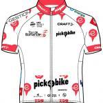 Reglement Tour de Romandie 2021 - Weißes Trikot mit roten Punkten (Bergwertung)