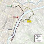 Streckenverlauf Giro d'Italia 2021 - Etappe 1