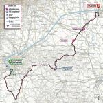Streckenverlauf Giro d'Italia 2021 - Etappe 2
