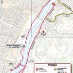 Streckenverlauf Giro d'Italia 2021 - Etappe 1, Zielankunft