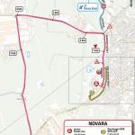 Streckenverlauf Giro d'Italia 2021 - Etappe 2, Zielankunft