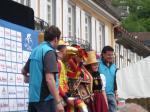 Siegerehrung des GP Schwarzwald