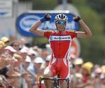 Kolumnianischer Tagessieg auf Etappe 9: Soler