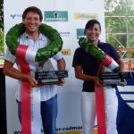 Die 2 Highlander 2007: Gerhard Mattle und Ruth Hagen