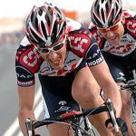 Fabian Cancellara, zwar ohne Gelbes Trikot aber voll in Action