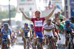 Freire gewinnt Sprint und holt sich die Vuelta-Führung - Bravo Oscar!