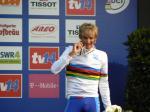 Der neue Weltmeister Peter Velits