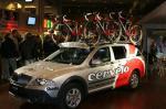 Cervelo unterstützt das Damen-Radsport-Team von Thomas Campana