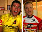 Kenny de Ketele, Iljo Keisse, Lotto Zesdaagse van Hasselt 2008, Archivfotos: Adriano Coco