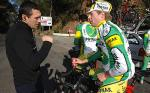 Die Phonak Truppe macht sich bereit für den Giro